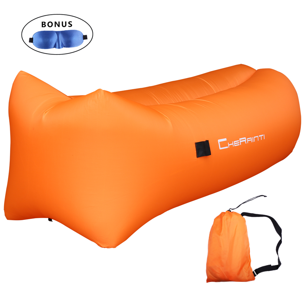 Super Inflatable Air Lounger Sofa Indoor Outdoor Lazy Bag Portable Bralicious Painted Fabric Chair Ideas Braliciousco